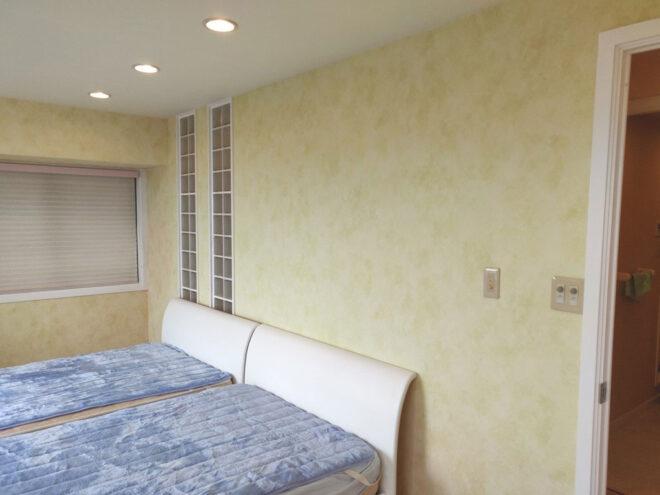 寝室リフォーム<ビフォー>