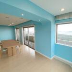 海辺のマンション・LDKリノベーション