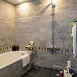 バスルーム施工例:B'stile「サルーン」×KOHLER