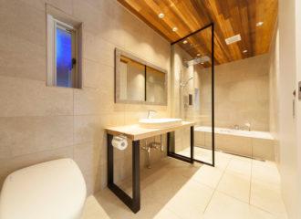 バスルーム設計デザイン