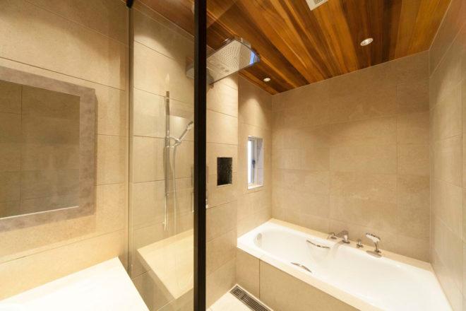 wedi自由設計バスルーム