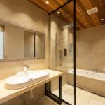 B様邸/在来浴室リフォーム(wedi自由設計)