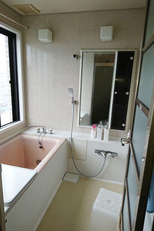 浴室リフォーム<ビフォー>