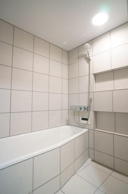 M様邸の在来浴室リフォーム事例