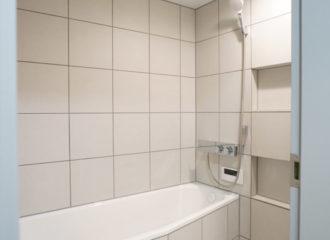 在来浴室リフォーム(wedi自由設計)