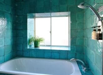 タイルデザインにこだわった浴室・LDKリフォーム施工例