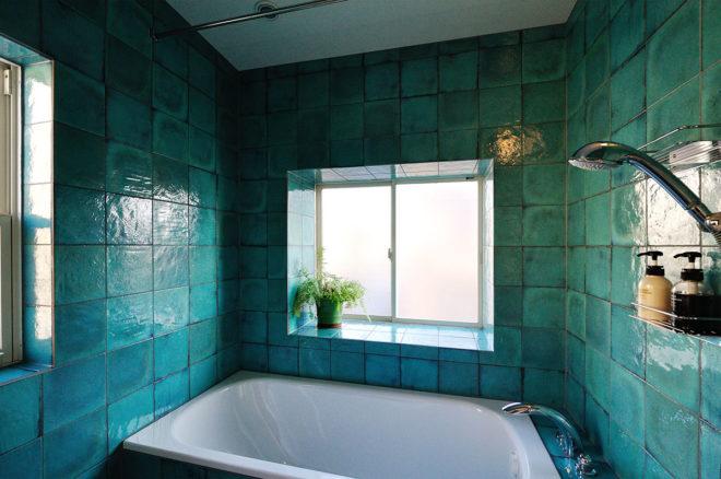 浴室壁タイル