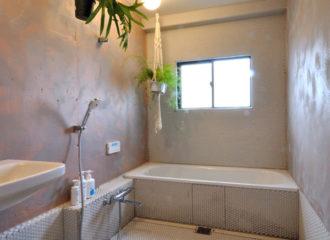 在来浴室リフォーム事例