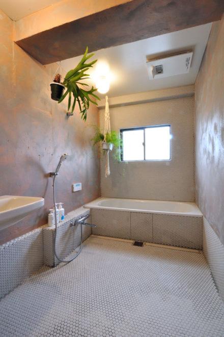 wedi自由設計バスルーム事例