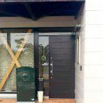 戸建用 宅配ボックス「ブライズボックス」Ex-Large ダークグリーン(BE-DG):据え置き施工