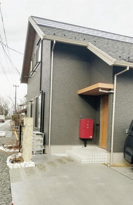 戸建住宅用・宅配ボックス Brizebox施工例