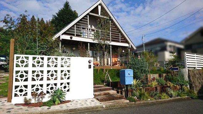 BESSの家 R様邸/Standard ブルー(BS-B):ポール施工