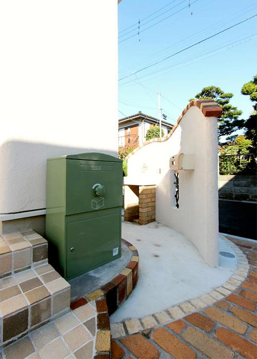 S工務店 E様邸/Large グリーン(BL-G):据え置き施工
