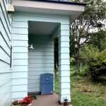 山梨県 H様邸/Large ブルー(BL-B):据え置き施工