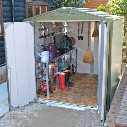 ガーデン収納庫 tm1-ex1