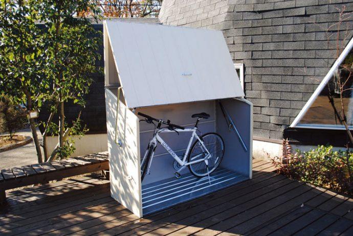 自転車倉庫 tm3